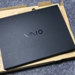 VAIO SX12が自宅に届きました!